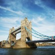 Tower bridge of London — Foto Stock