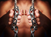 Chains — Foto de Stock
