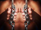 řetězy — Stock fotografie