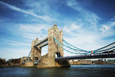 Tower bridge of London — Stock Photo