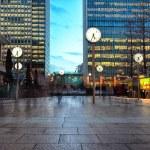 Clock square — Stock Photo #42457443
