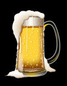 Beer Stein — Stock Photo