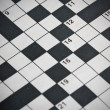 Royalty-Free Stock Photo: Crossword Puzzle