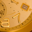 Stock Photo: Gold Watch