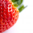 Isolated Strawberry — Stock Photo