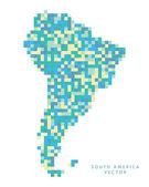South America — Stock Photo