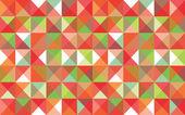 Abstract Vector Pixel Background — Stock Vector
