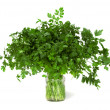 Stock Photo: Bunch of Parsley