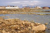 Low tide — Stock Photo