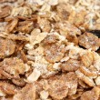 Stock Photo: Cereal close up
