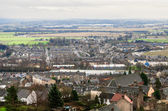 The city of Stirling — Stock Photo