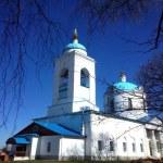 Церковь, монастырь — Stock Photo