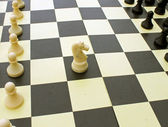 Chess match — Photo