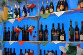 étagère vin — Photo