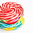 Stock Photo: Lollipop candy