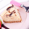 Chocolate cheesecake — Stock Photo #22455175