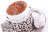 Turkish coffee — Stock Photo