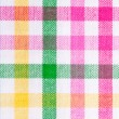 Checked fabric texture — Stock Photo #22507379