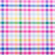 Checked fabric texture — Stock Photo #22519251