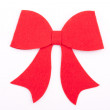red bow — Stock Photo #22525221