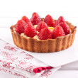 Strawberry tart — Stock Photo
