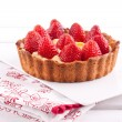 Strawberry tart — Stock Photo #22529083