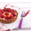 Strawberry tart — Stock Photo #22529333