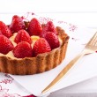 Strawberry tart — Stock Photo #22529393