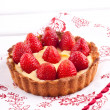 Strawberry tart — Stock Photo #22529443