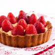 Strawberry tart — Stock Photo #22529509
