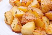 Patatas asadas — Foto de Stock