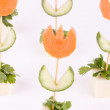 Vegetable appetizer - Photo