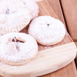 Mini apple pie — Stock Photo #22864878