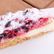 Stock Photo: Berry tart