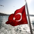 Turkish flag — Stock Photo #24216837