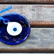 Blue evil eye — Stock Photo #26941487