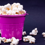 Popcorn — Stock Photo