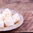 Stock Photo: Turkish delight