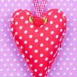 Stock Photo: heart shape&quot