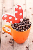 Kaffeebohnen — Stockfoto