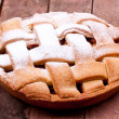 Stock Photo: Apple tart
