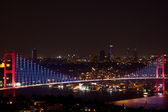 The bosphorus bridge — Stock Photo