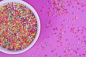 Sugar sprinkles — Zdjęcie stockowe