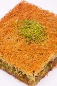 Kadayif deser — Zdjęcie stockowe