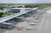 Il nuovo terminal-d — Foto Stock