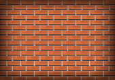 Brick wall realistic vector — Vetorial Stock