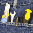 Tools in pocket — Foto de stock #22427683