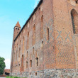Castle of Teutonic Knights in Gniewie.Polska. — Stock Photo #26596131