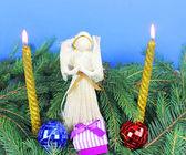 Noel dekorasyon — Stok fotoğraf