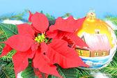 Decoratie van kerstmis — Stockfoto